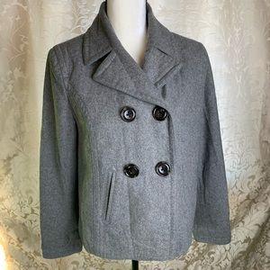 GAP gray blazer size M